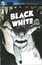 Lee Weeks Batman Sketch Cover (via Society of Illustrators)