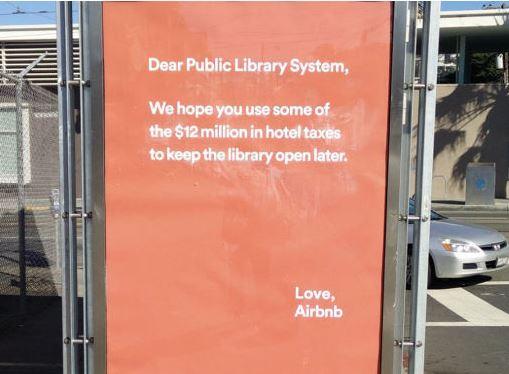 air bnb library