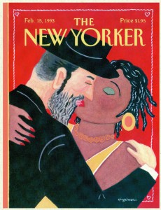 1993 New Yorker Cover (via Flavorwire)