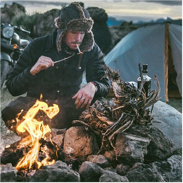 Justin--Alexander--adventures--of--Justin--campfire