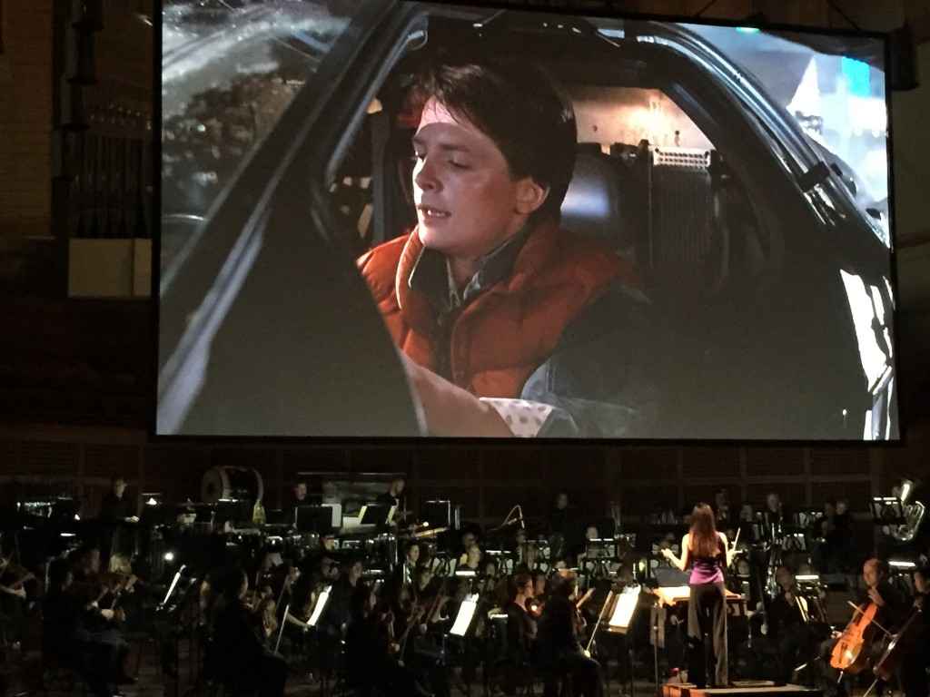 SF Symphony performing Back II the Future 2015