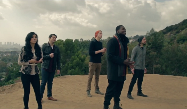 Pentatonix-Covers-Little-Drummer-Boy