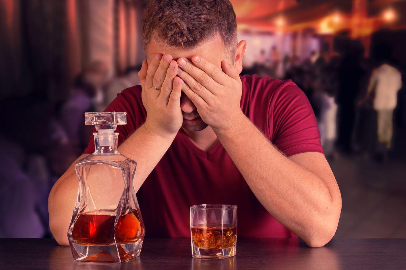 drinking alones