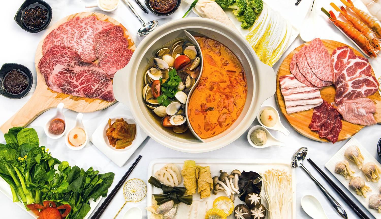 Modern Asian Hotpot Dining Experience