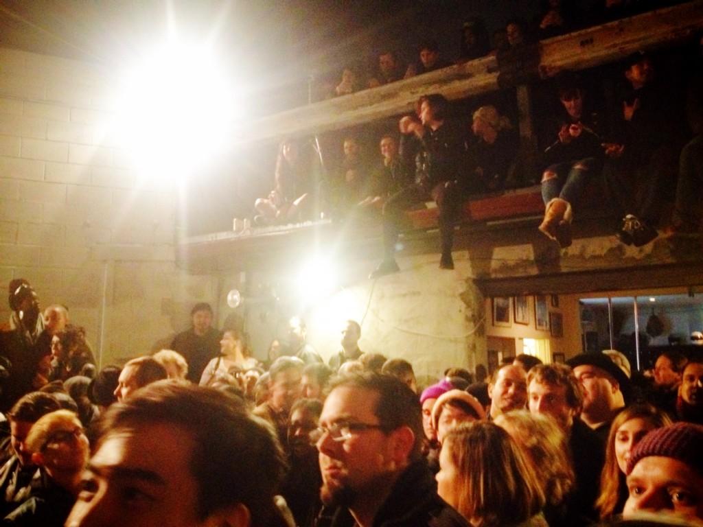 crowd rats