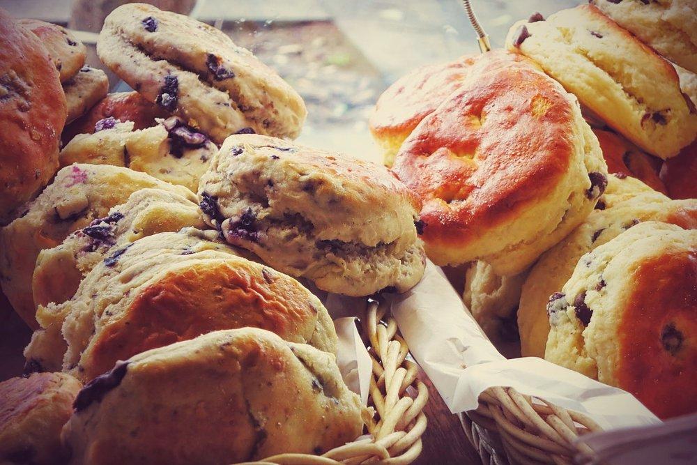 john campbell's irish bakery scones