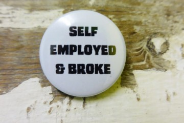 self-employed-and-broke