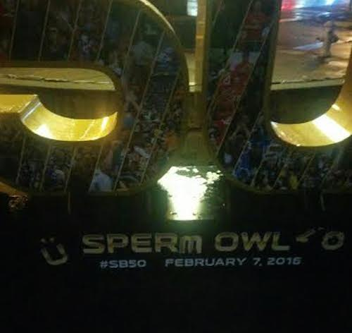 super-bowl-50-vandalism