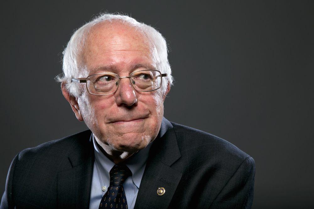 conservative Bernie Sanders