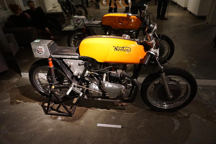 Rare Norton