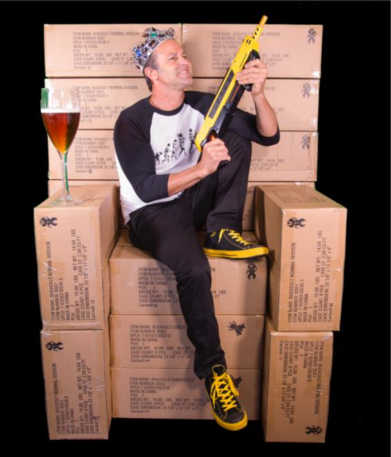 Lorenzo-bug-a-salt-beer-throne