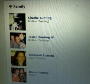 bunting!