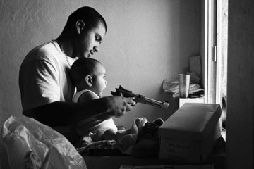 Latino-Baby-Gun-Broke-Ass-Stuart-NYC