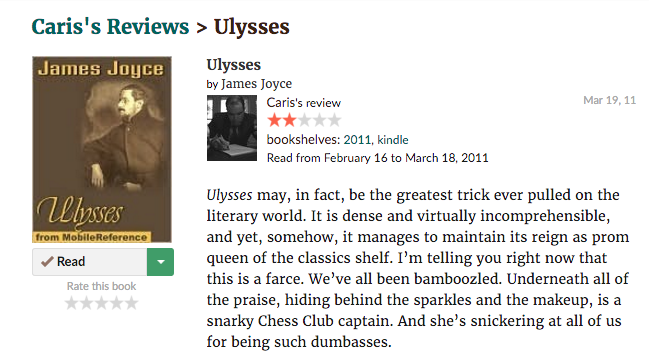 Ulysses--review--goodreads