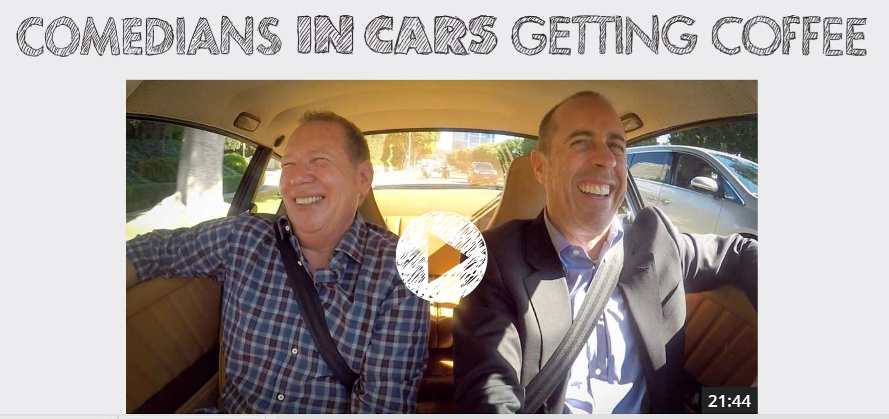 comedians in cars bra