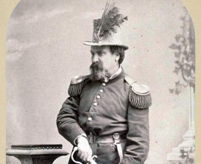 Emperor Norton, SF's Patron Saint of the Weird and Wonderful