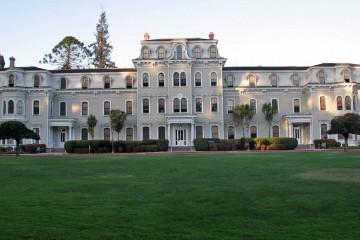 Mills Hall, Mills College, Oakland, CA
