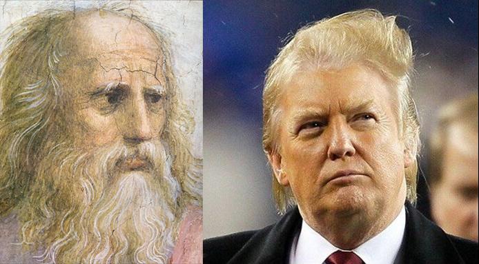 Trump Plato