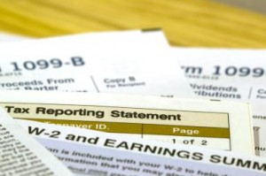 United States Income Tax Documents