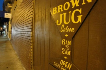 Brown-Jug