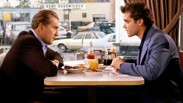 Image result for goodfellas diner