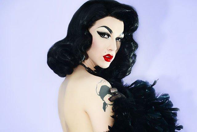 Violet Chachki, courtesy of Next Magazine