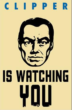 Clipper Big Brother Orwell
