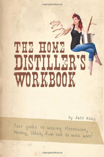 Make Your Own Whiskey book