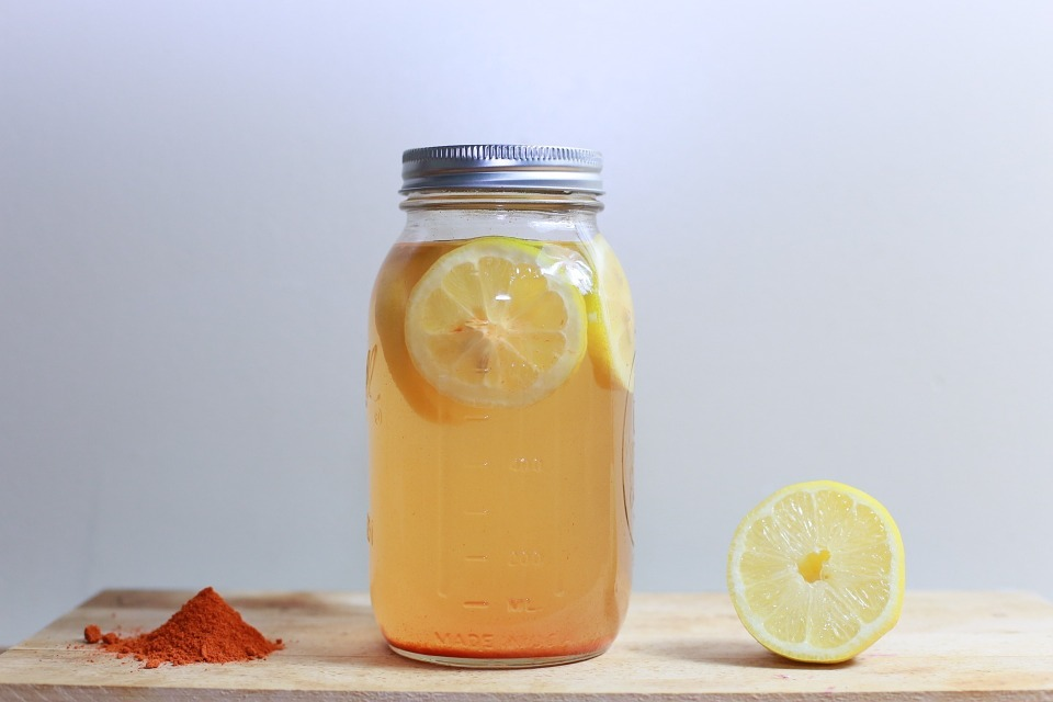 sunhshine mason jar