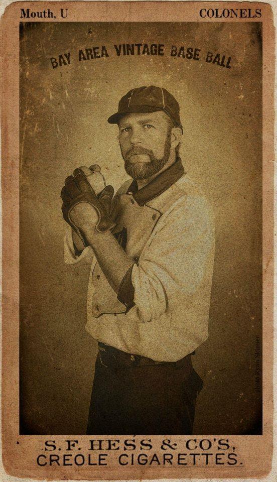 Olde Timey Baseball