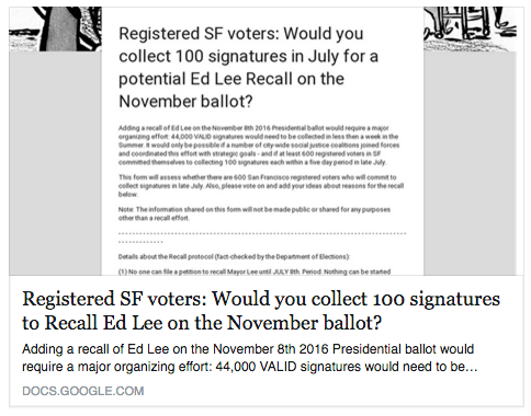 Recall-ed-lee-form