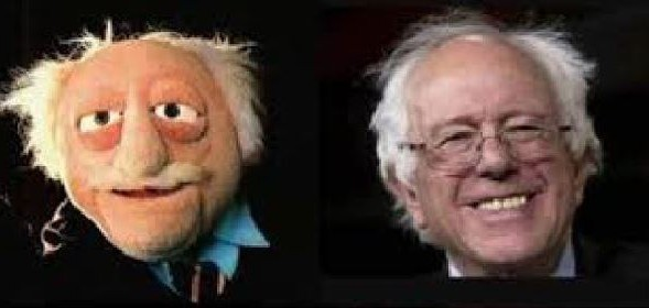 bernie and statler