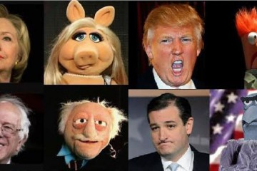 brokeassstuart.com presidents & muppets