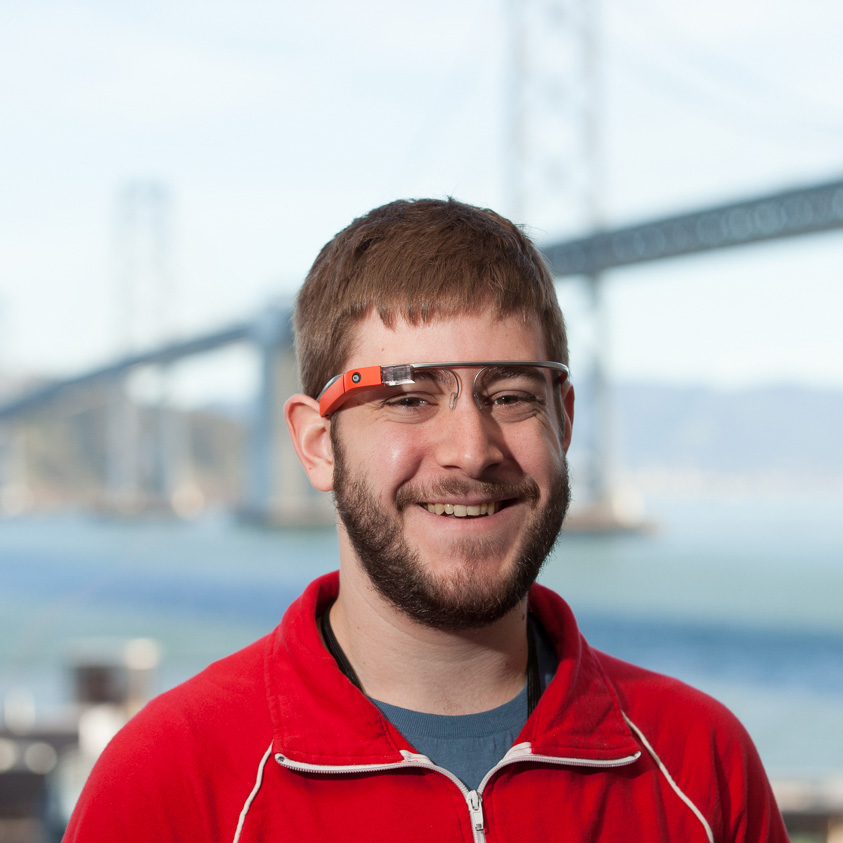 FOR PULSE - Google Glasses - Jon Gottfried - Courtesy of Subject