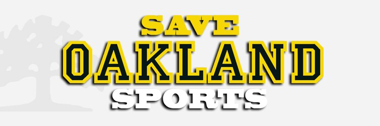 save oakland sprots