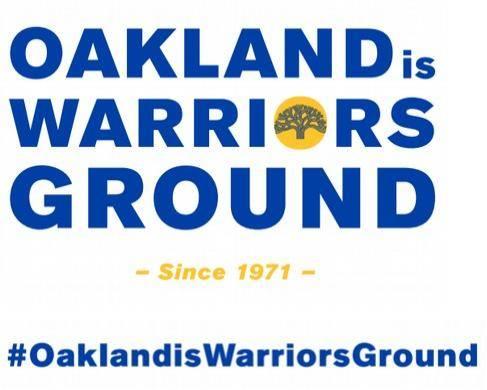 save oakland warriors