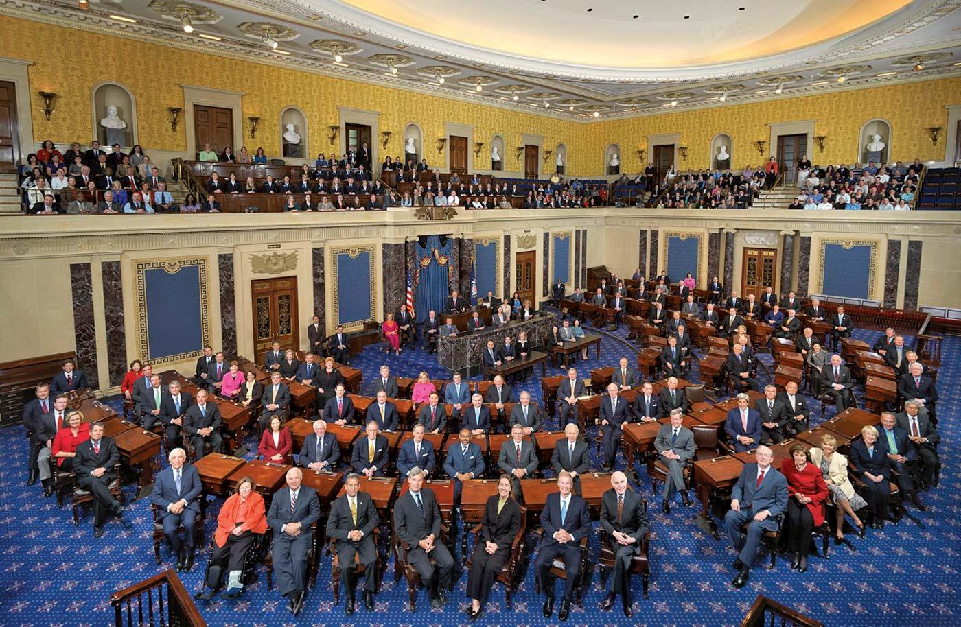 111th US Senate Class