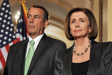 Pelosi and Boehner