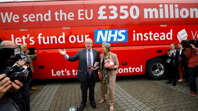 boris and the bus