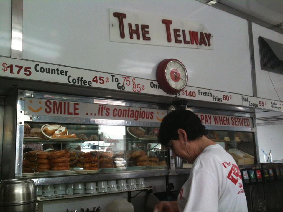 The Telway Hamburger System - Open 24/7