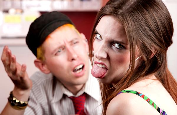 dating bad guys