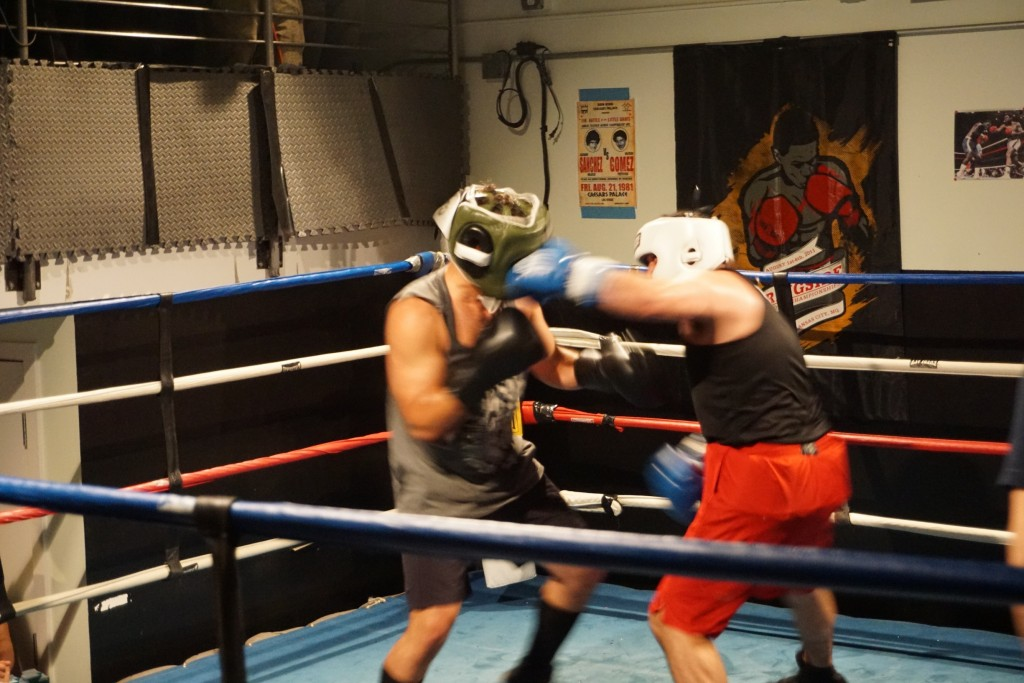 FIGHT FOUR 02