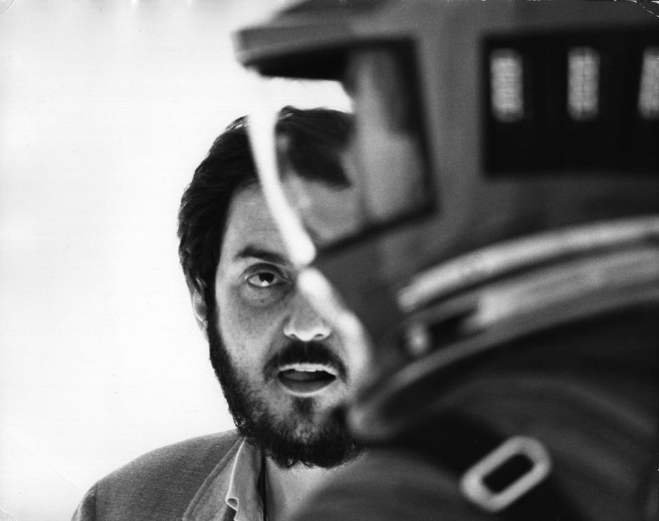 Kubrick on set: 2001