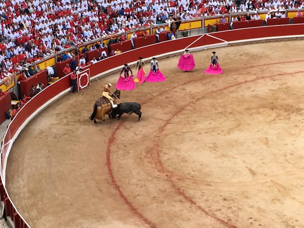 bullfight stab better s