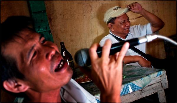 karaoke old men