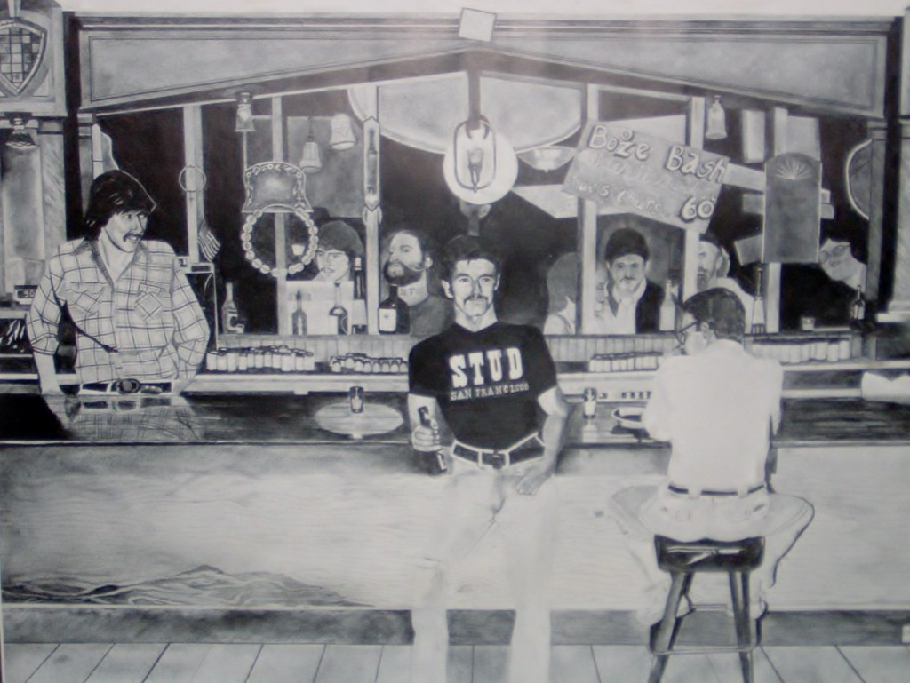 stud bar