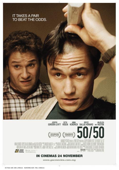 50/50 Movie