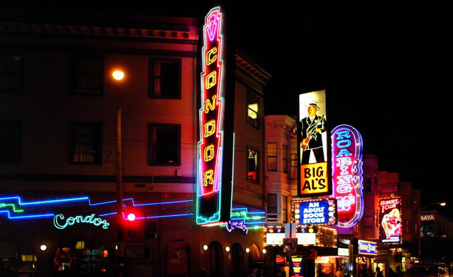 Broadway St. SF