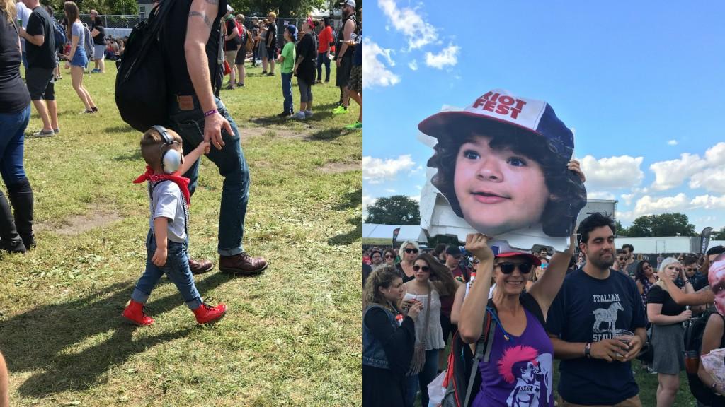 Riot Fest People