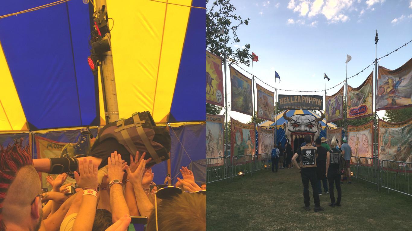 Riot Fest Sideshow